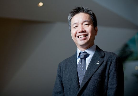 Mr Poon Hin Kong, Head of CapitaLand's Product Development & Design Centre believes that striking a balance is important when managing the design projects