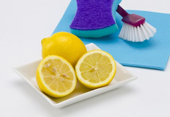 Fruits are not just for eating, they can be turned into natural cleaners as well