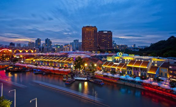 Clarke Quay, Asia's leading F&B and entertainment hub which attracts about one million visitors every month, will welcome Zouk