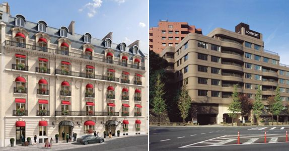 The Ascott Limited's serviced residence global fund with Qatar Investment Authority acquired two prime properties in Paris and Tokyo November 2015.