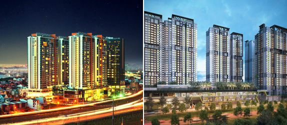 CapitaLand held its maiden launch of two of its best-selling Vietnam residential projects - The Vista and Vista Verde