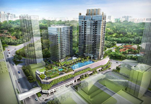 CapitaLand has unveiled a new integrated development in Orchard Road, which comprises the high-end residential development Cairnhill Nine and premium serviced residence Ascott Orchard Singapore.