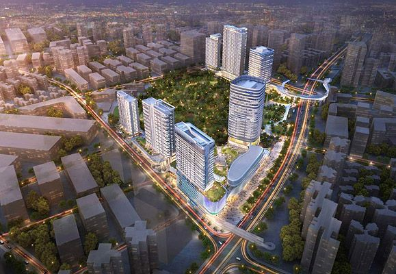 With retail, residential, office, commercial and hospitality elements, Raffles City Shenzhen will be a complete lifestyle destination in the Nanshan district.