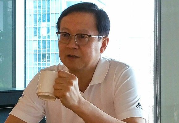Mr Benjamin Ng who leads a project that will enable CapitaLand to be more nimble and serve its customers more effectively.