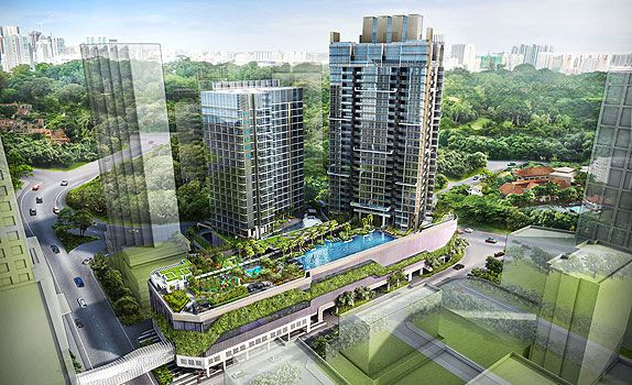 Cairnhill Nine is part of CapitaLand's new integrated development in Orchard Road, which also comprises premium serviced residence Ascott Orchard Singapore.
