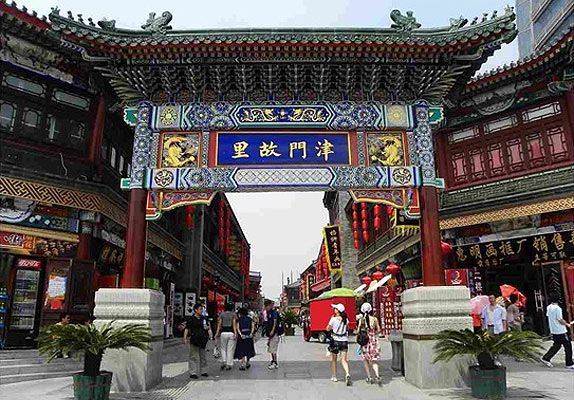The Ancient Culture Street is one of Tianjin's top tourist spots and a must-visit attraction for any visitor.