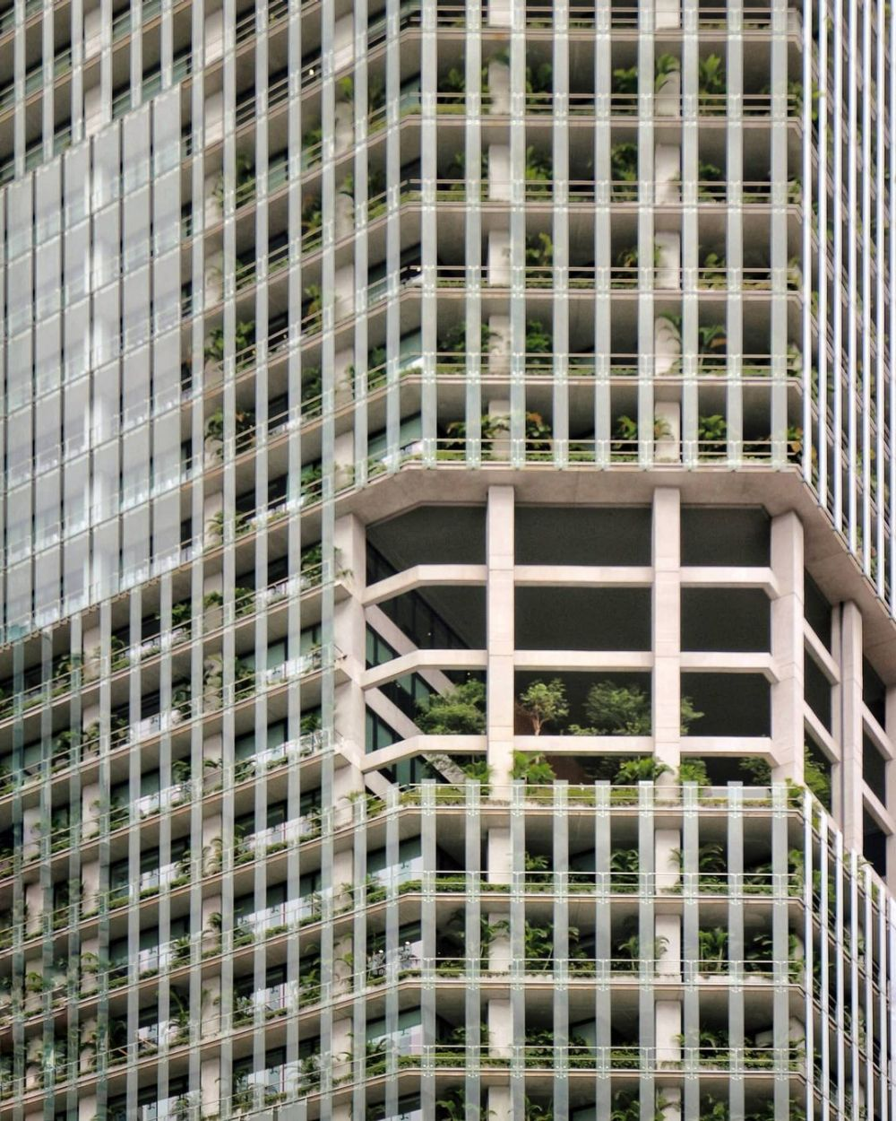 Photo of CapitaGreen by@patrick_kasingsing More green buildings? Yes please!