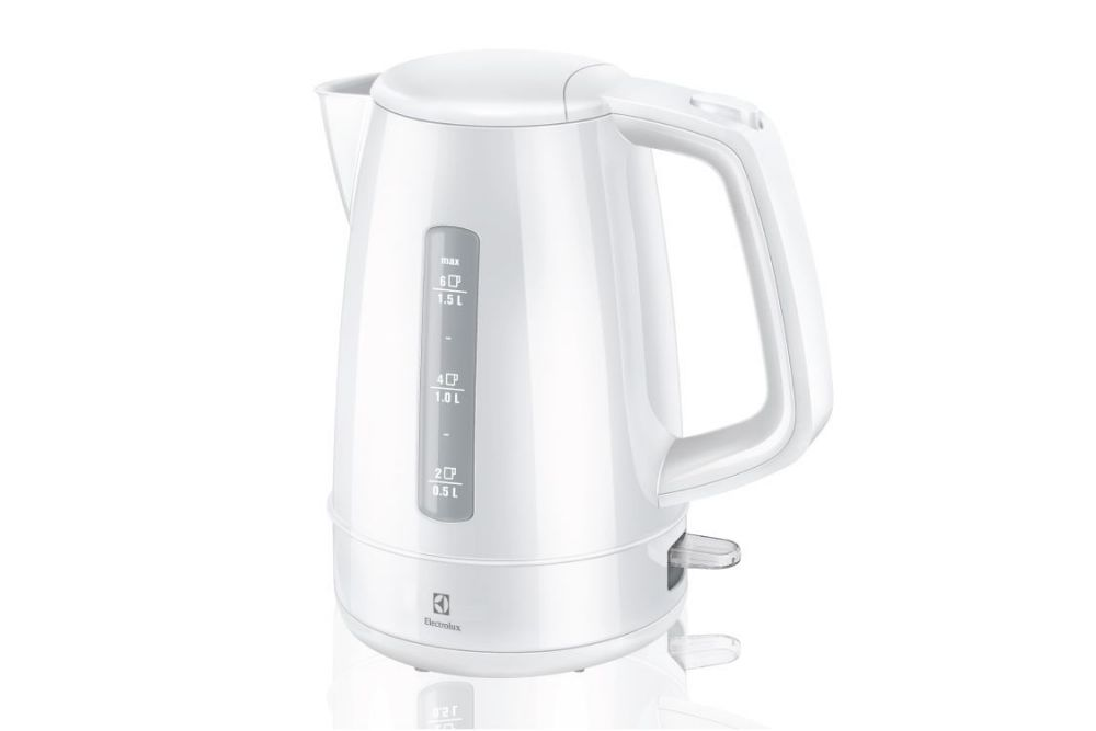 Electrolux EasyLine Electric 1.5L Kettle EEK1303W at $49