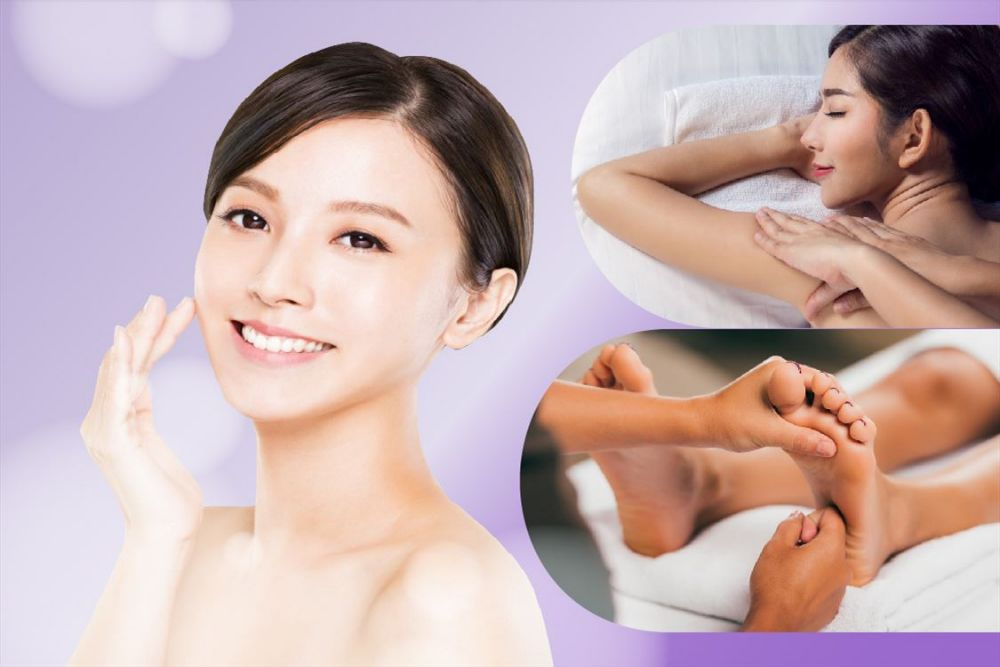 1-For-1 Facial/ $48 Full-Body Massage/ $28 Foot Reflexology
