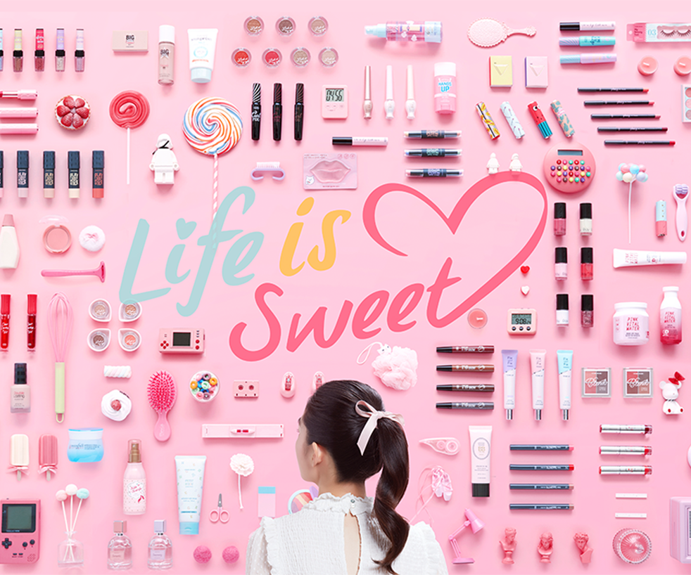 $5 off at Etude House (min. $25 spend)