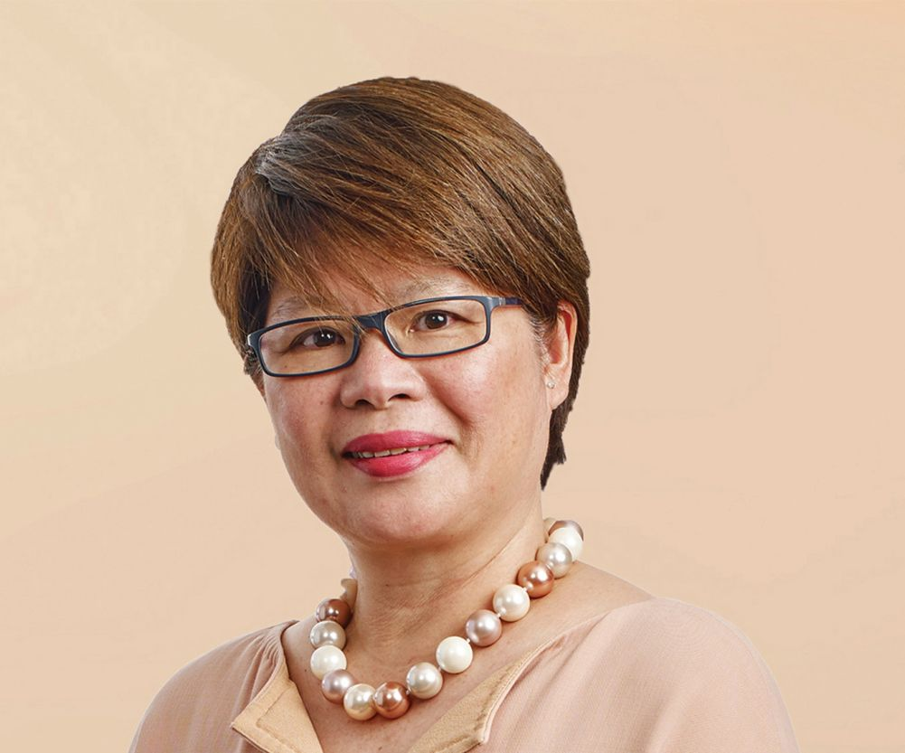 Ms Goh Swee Chen, 59