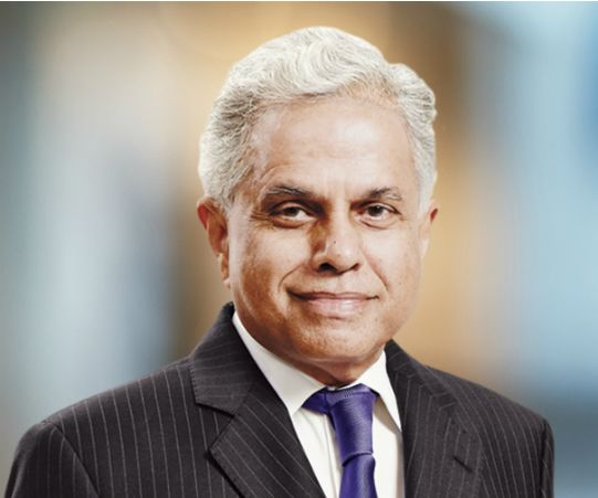 Dr Philip Nalliah Pillai, 69