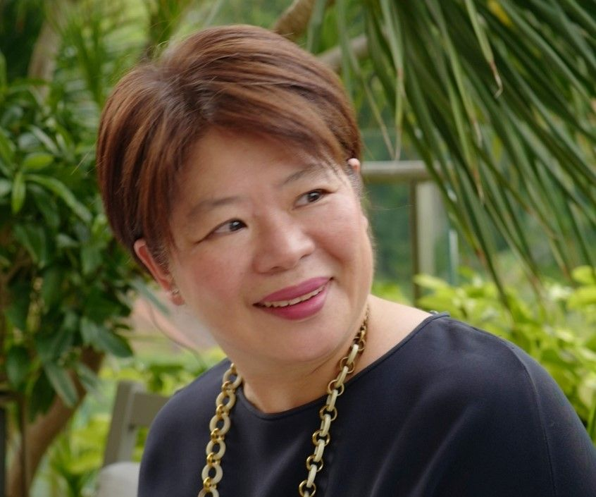 Ms Goh Swee Chen