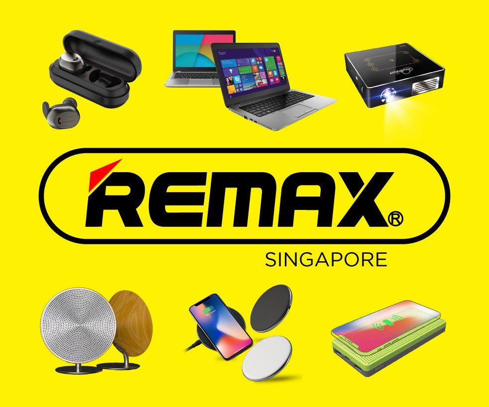 REMAX | Electronics & Technology | CapitaLand Malls