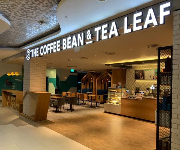 The Coffee Bean Tea Leaf Cafe Dessert Bar Food Beverage Bugis Junction
