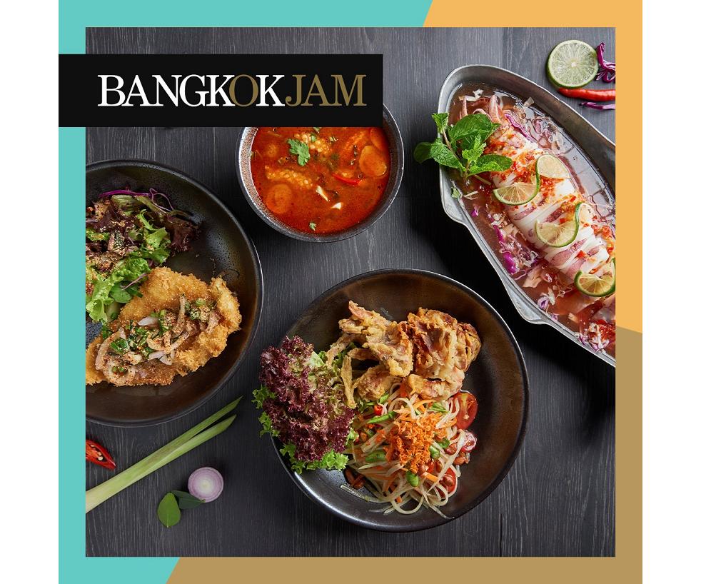 Get $10 eCapitaVoucher when you dine at Bangkok Jam or ...