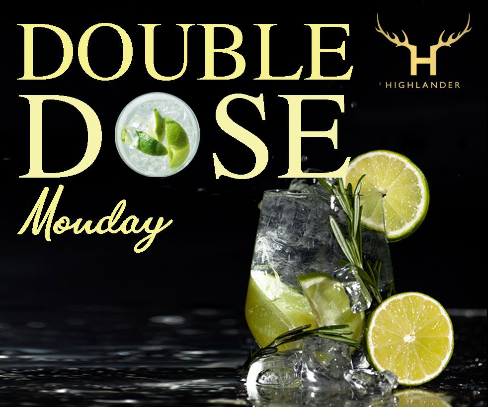 Double Dose Monday