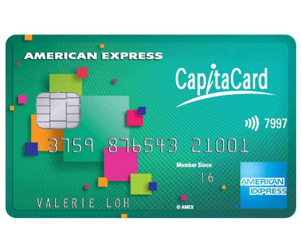 POWER UP YOUR SHOPPING REBATES 20X WITH  AMERICAN EXPRESS® CAPITACARD!