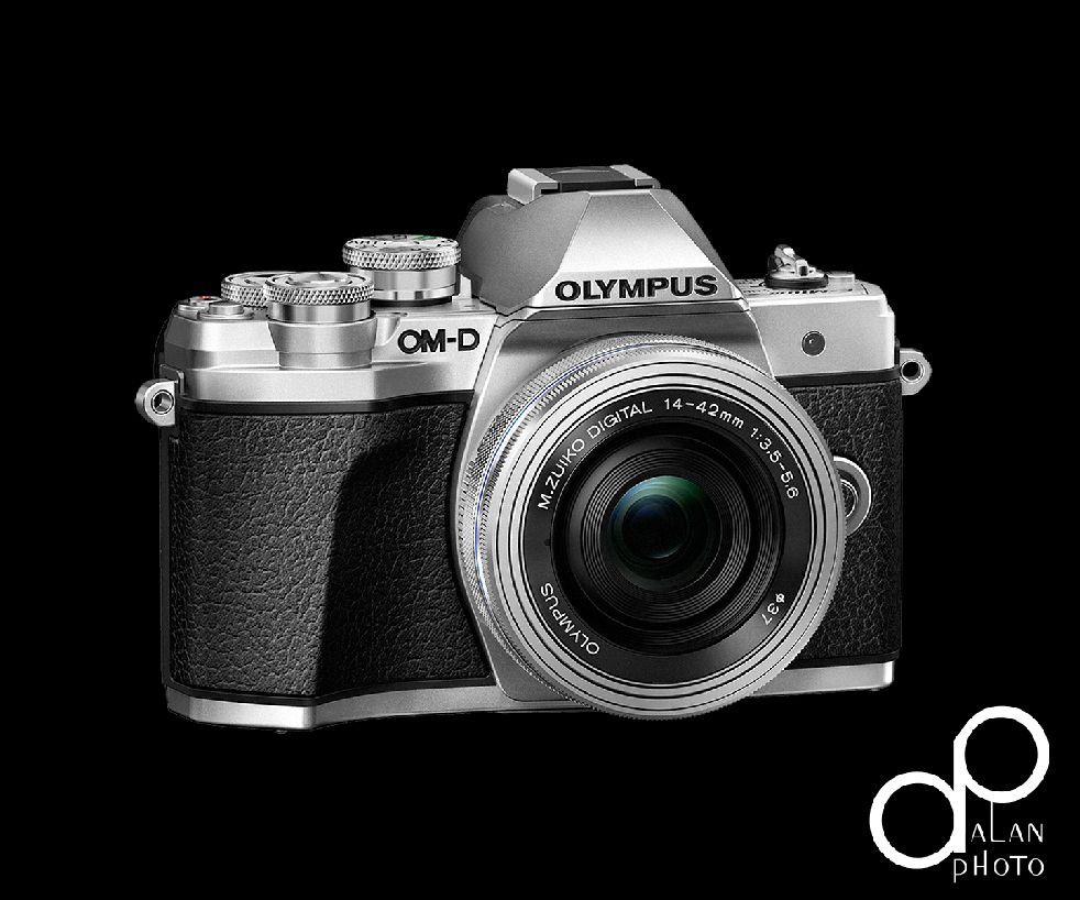 Olympus E-M10M3 0M-D KIT W/14-42MM Lens Black/ Silver at $940