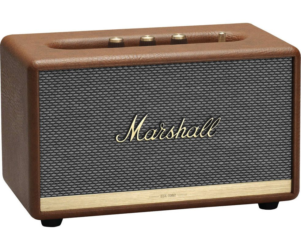 Marshall Portable Bluetooth Speakers from $299