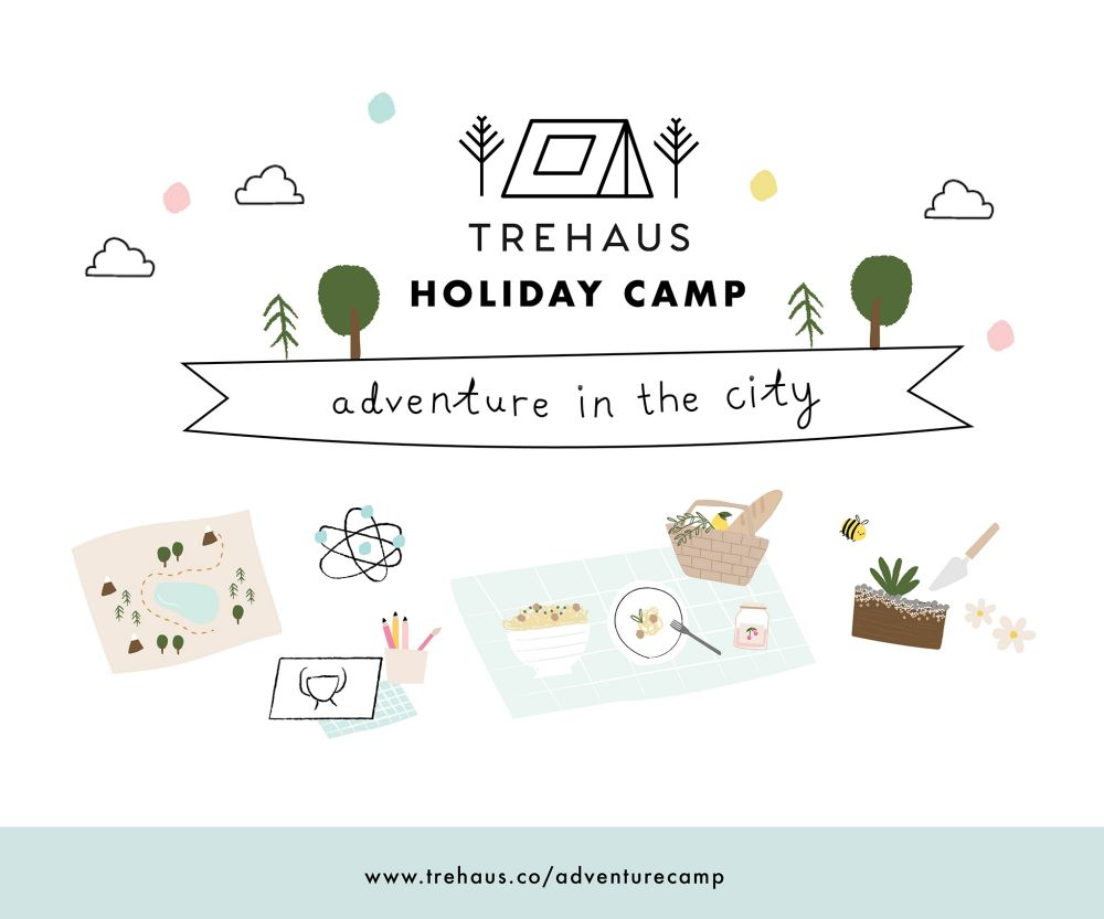 Trehaus Holiday Camp - Adventure in the City