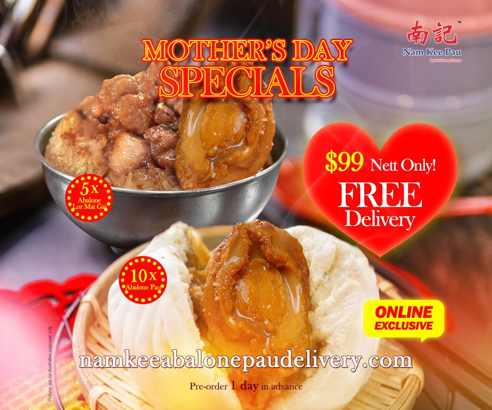 Nam Kee Pau Mother's Day Bundle