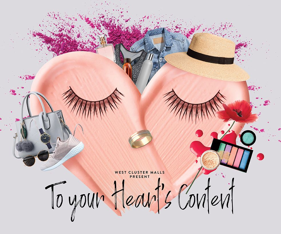 To Your Heart's Content!