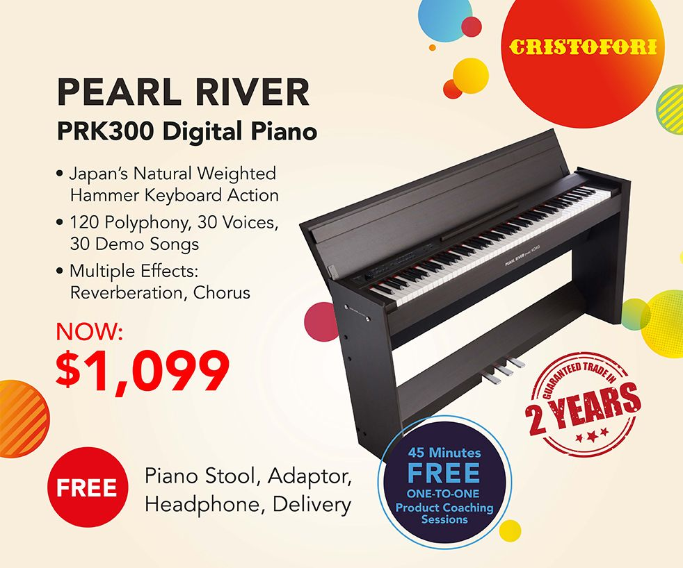 Cristofori September Deals