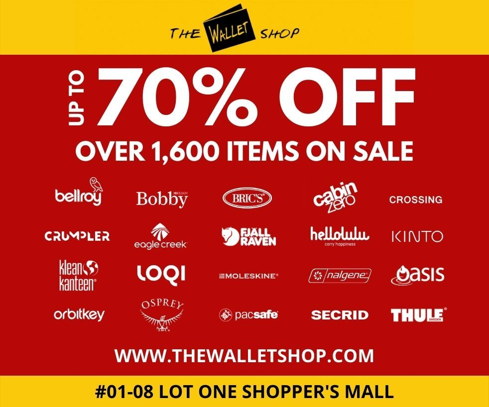 Up to 70% Off on Selected Brands