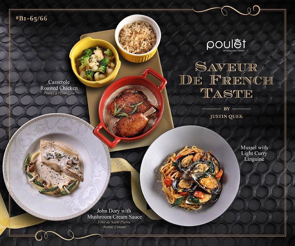 Saveur de French Taste at Poulet