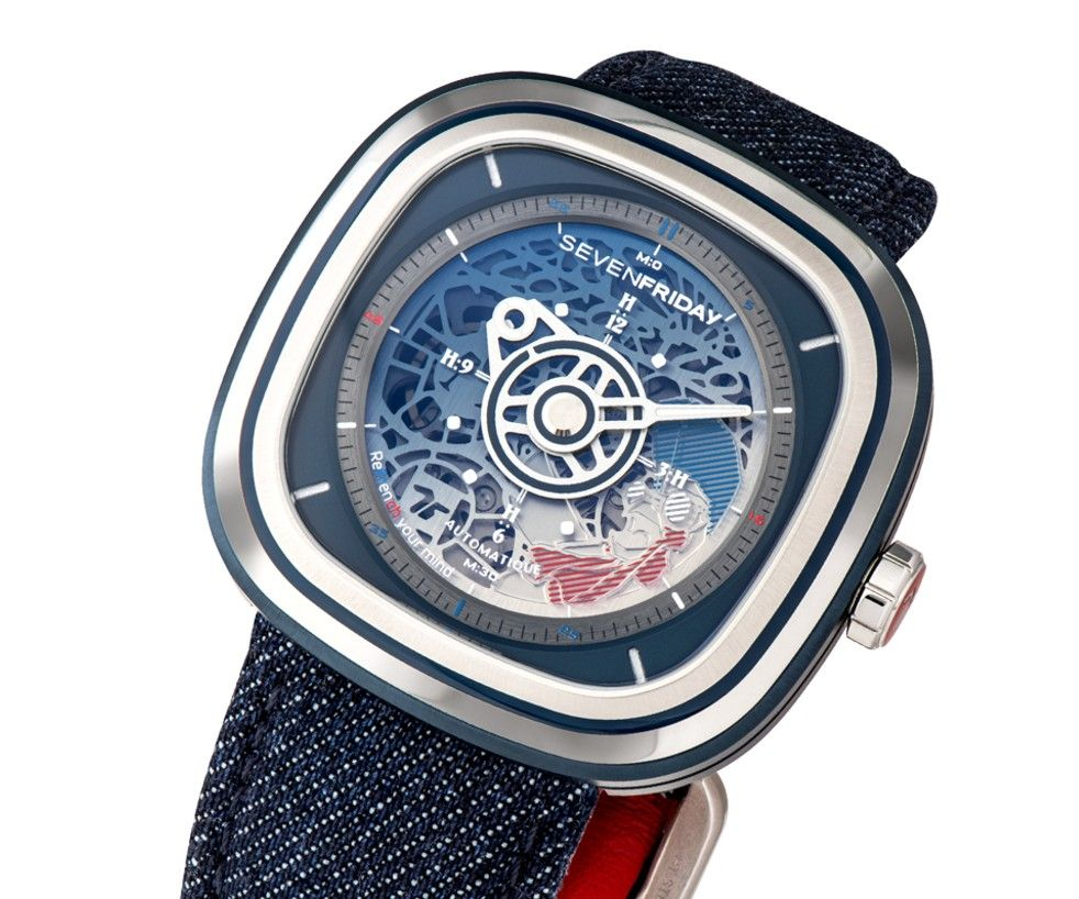 SEVENFRIDAY T101 aka Cocorico