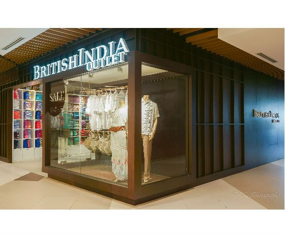 BritishIndia Outlet