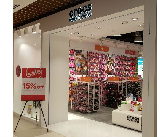 Crocs Outlet Shop