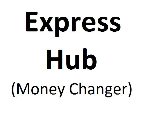 Express Hub (Money Changer) - External Shop