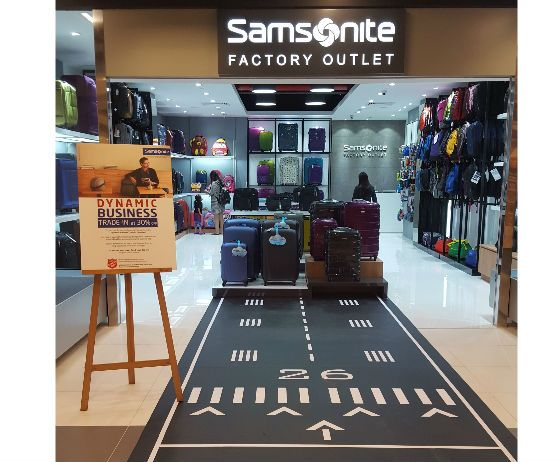 Samsonite Factory Outlet