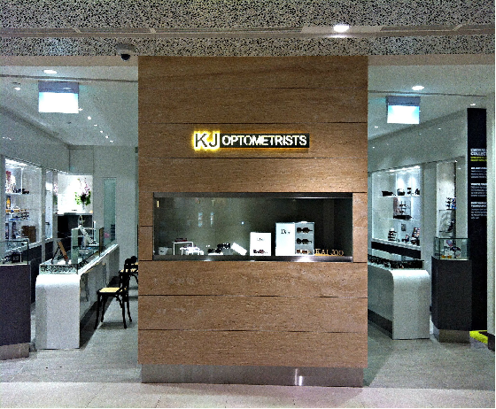 KJ OPTOMETRISTS