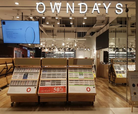OWNDAYS Outlet