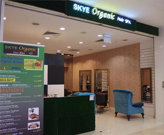 Skye Organic Hair Salon