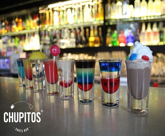 Chupitos Shots Bar