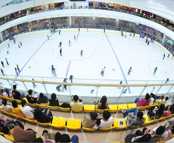 The Rink | Entertainment | Hobbies & Leisure | JCube