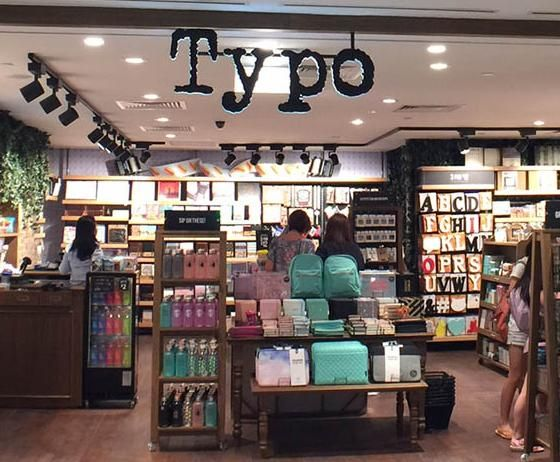 Typo Books Amp Stationery Junction 8