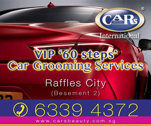 CARs International General Services Services Raffles City - Cars international