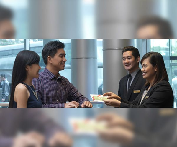Raffles City Concierge