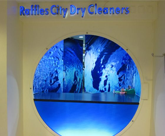 Raffles City Dry Cleaners