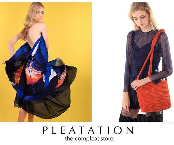 Pleatation