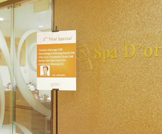 Spa D'Or