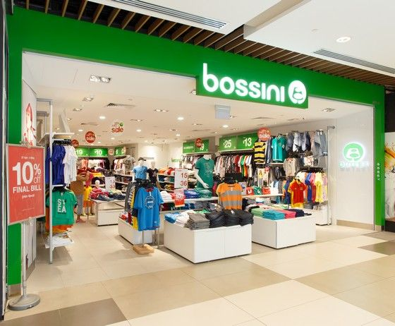 Bossini Outlet