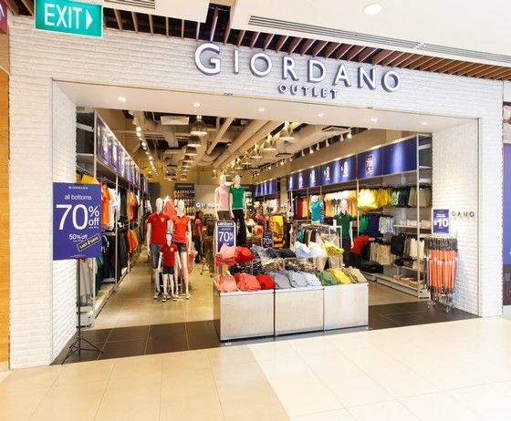Giordano Outlet
