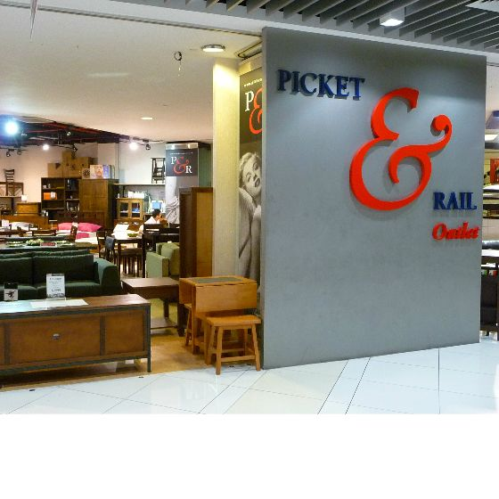 INKAGU O20 Outlet by Picket & Rail
