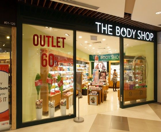 The Body Shop Outlet | Cosmetics & Fragnances | Health